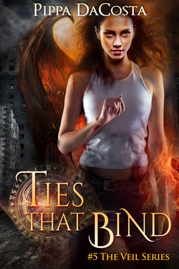 Ties That Bind - A Muse Urban Fantasy ebook by Pippa DaCosta