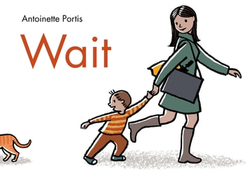 Wait ebook by Antoinette Portis