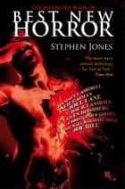 The Mammoth Book of Best New Horror 19 ebook by Stephen Jones,Stephen Jones