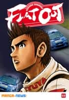 Flat Out Tome 3 ebook by Keiichiro Shinmura