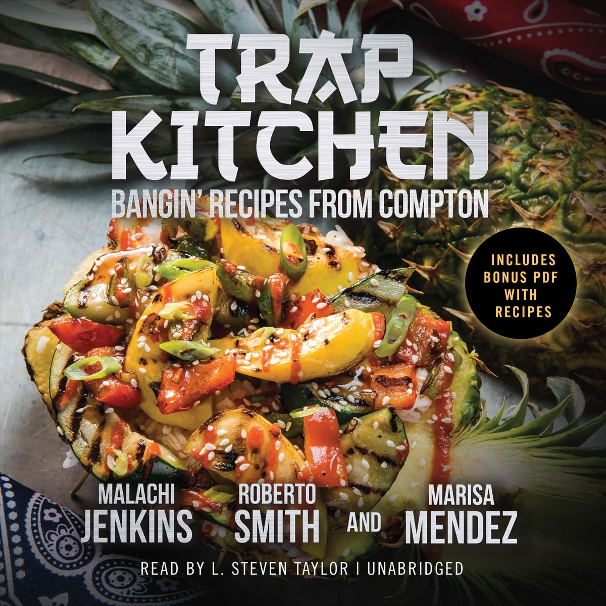 trap kitchen audiobook by roberto smith 9781538427354 rakuten kobo - Trap Kitchen