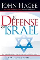 In Defense of Israel, Revised ebook by John Hagee