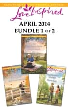 Love Inspired April 2014 - Bundle 1 of 2 - The Shepherd's Bride\Rescued by the Firefighter\Pine Country Cowboy ebook by Patricia Davids, Gail Gaymer Martin, Glynna Kaye