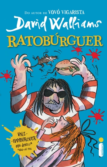 Ratobúrguer eBook by David Walliams
