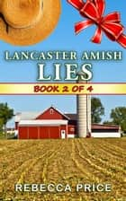 Lancaster Amish Lies - The Lancaster Amish Juggler Series, #2 ebook by Rebecca Price