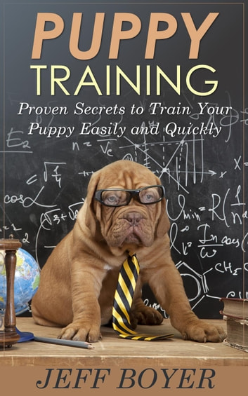 Puppy Training ebook by Jeff Boyer