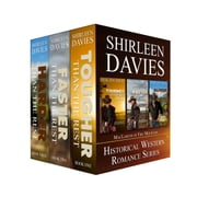 MacLarens of Fire Mountain Historical Western Romance Series Books 1 - 3 ebook by Shirleen Davies