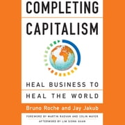 Completing Capitalism - Heal Business to Heal the World audiobook by Bruno Roche, Jay Jakub