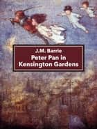 Peter Pan in Kensington Gardens ebook by J.M. Barrie