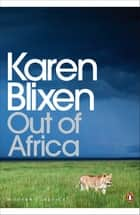 Out of Africa ebook by Isak Dinesen