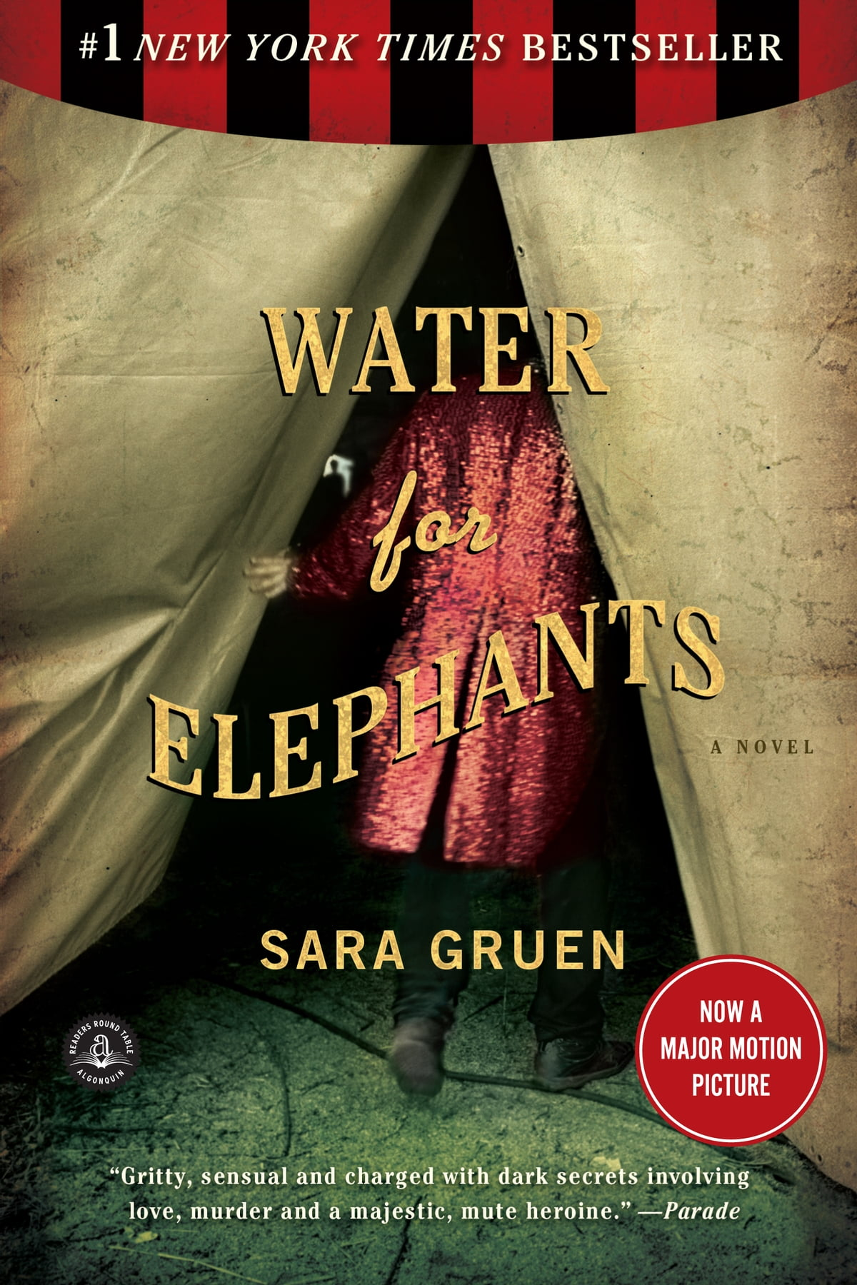 Image result for water for elephants book