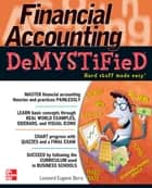 Financial Accounting DeMYSTiFieD ebook by Leonard Eugene Berry