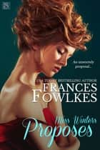 Miss Winters Proposes ebook by