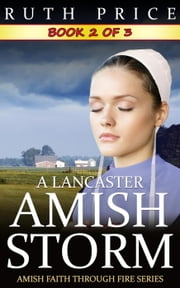 A Lancaster Amish Storm - Book 2 - A Lancaster Amish Storm (Amish Faith Through Fire), #2 ebook by Ruth Price