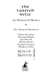 The Tainted Relic ebook by The Medieval Murderers