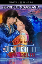 One Night in New Delhi ebook by Kemberlee Shortland