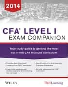 CFA level I Exam Companion ebook by Fitch Learning