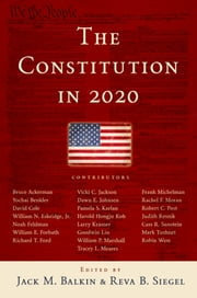 The Constitution in 2020 ebook by