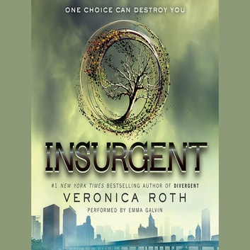 Insurgent audiobook by Veronica Roth