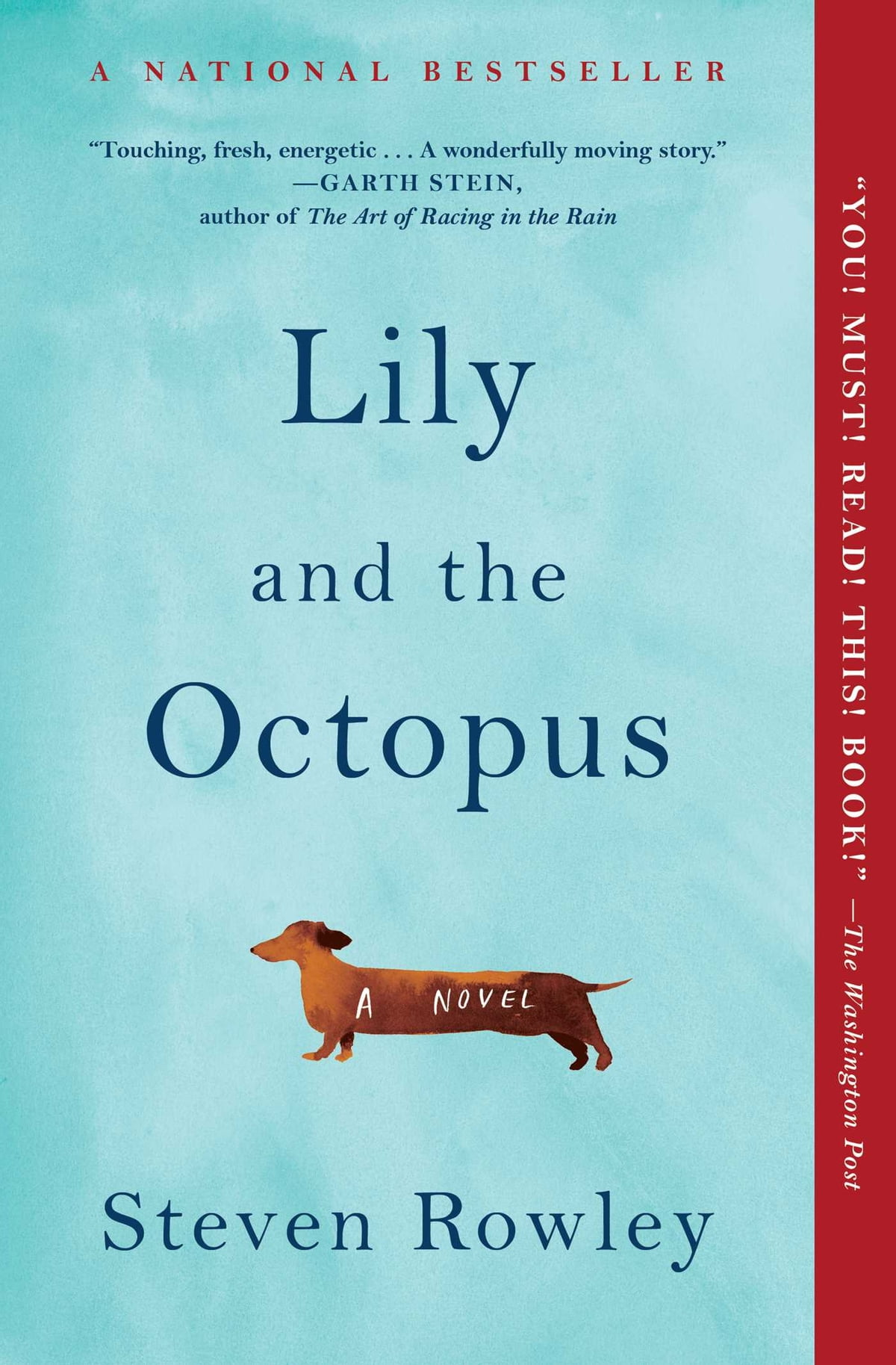Lily and the Octopus eBook by Steven Rowley - 9781501126246 ...