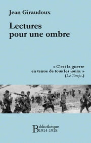 Lectures pour une ombre ebook by Jean Giraudoux