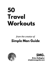 50 Travel Workouts ebook by Brian Gallagher