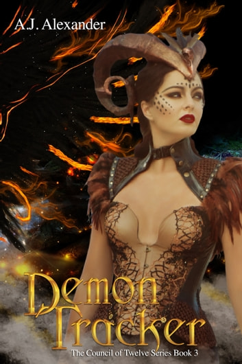 Demon Tracker ebook by A. J. Alexander