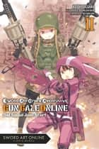 Sword Art Online Alternative Gun Gale Online, Vol. 2 (light novel) - Second Squad Jam: Start eBook by Reki Kawahara, Keiichi Sigsawa, Kohaku Kuroboshi