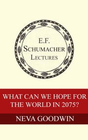 What Can We Hope for the World in 2075? ebook by Neva Goodwin,Hildegarde Hannum