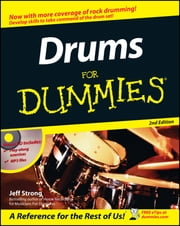 Drums For Dummies ebook by Jeff Strong