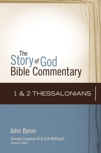 1 and 2 Thessalonians ebook by John Byron,Scot McKnight
