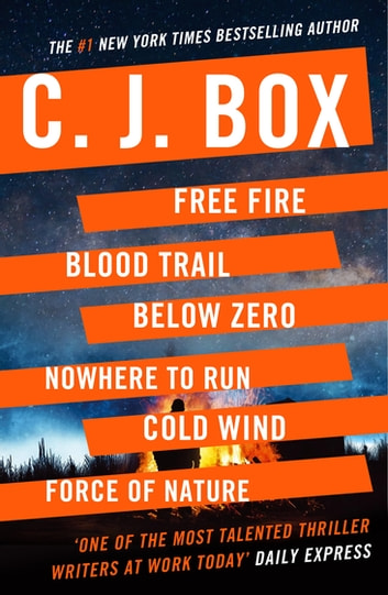 Joe Picket 7-12 ebook by C. J. Box