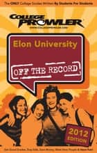 Elon University 2012 ebook by Lauren Flood
