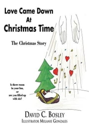 Love Came Down At Christmas Time - The Christmas Story ebook by David C. Bosley