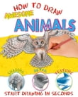How to Draw Awesome Animals