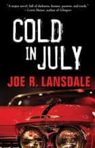 Cold in July ebook by