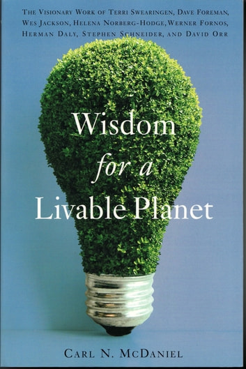 Image result for wisdom for a livable planet