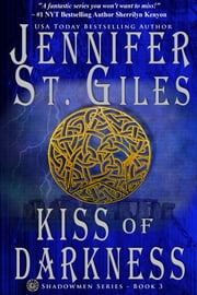 Kiss of Darkness ebook by Jennifer St. Giles