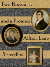 Two Beaux and a Promise Collection ebook by Allison Lane