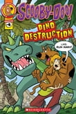 Scooby-Doo Comic Storybook #4: Dino Destruction