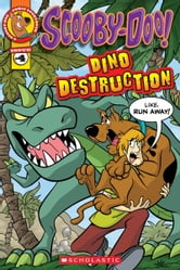 Scooby-Doo Comic Storybook #4: Dino Destruction ebook by Lee Howard