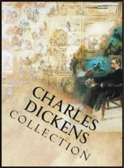 Charles Dickens Collection: Oliver Twist, A Tale of Two Cities, Bleak House, David Copperfield, Great Expectations, Hard Times, Little Dorrit, Nicholas Nickleby, Pickwick Papers, The Mystery of Edwin Drood, The Old Curiosity Shop - Oliver Twist, A Tale of Two Cities, Bleak House, David Copperfield, Great Expectations, Hard Times, Little Dorrit, Nicholas Nickleby, Pickwick Papers, The Mystery of Edwin Drood, The Old Curiosity Shop ebook by Charles Dickens