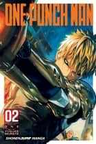 One-Punch Man, Vol. 2 ebook by Yusuke Murata, ONE