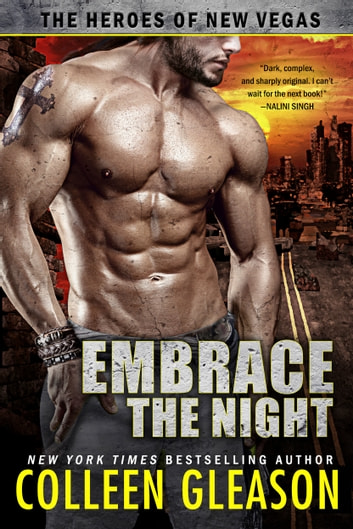Embrace the Night ebook by Colleen Gleason