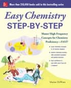 Easy Chemistry Step-by-Step ebook by Marian DeWane