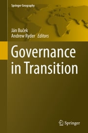 Governance in Transition ebook by Andrew Ryder,Ján Buček