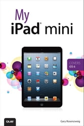 My iPad mini ebook by Gary Rosenzweig