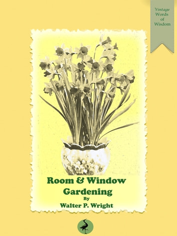 Room and Window Gardening ebook by Walter P. Wright