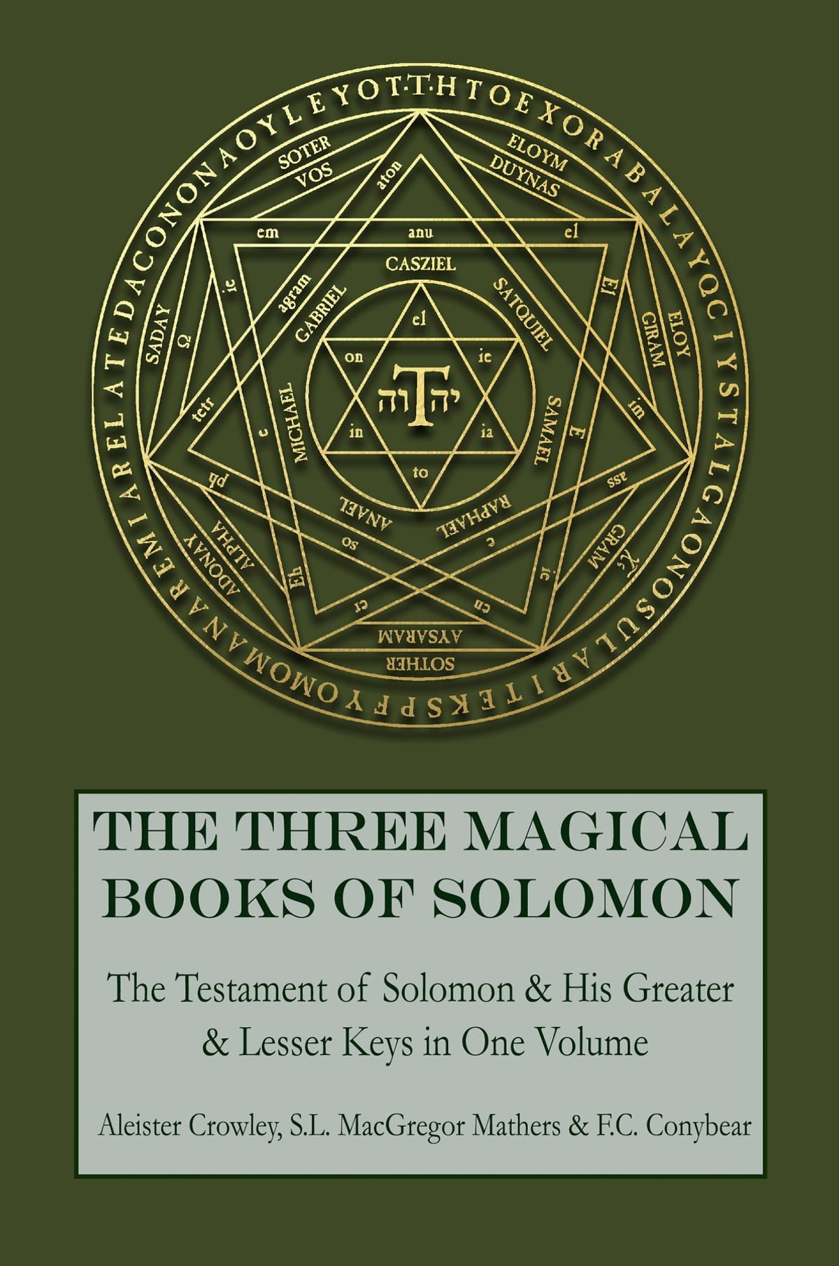 The Seal of Solomon: The Mystery of the Ages