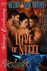 Love of Steel ebook by Melody Snow Monroe